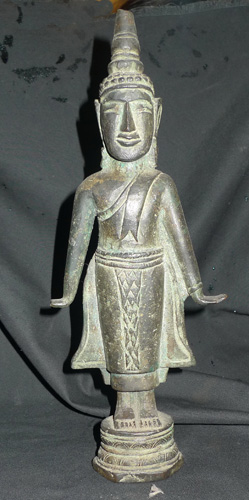 L2430-HG Lao Buddha  Status : Available Click on picture for enlarge