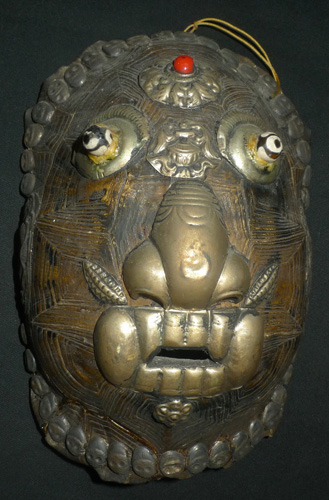 L2470-NX Turtoise mask  Status : Inquire Click on picture for enlarge