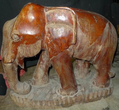 L2610-UD Elephant  Status : Inquire Click on picture for enlarge