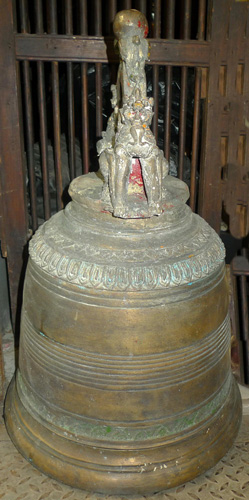 L2790-EA Temple bell  Status : Inquire Click on picture for enlarge