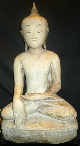 L2850-UE Ava - Shan Buddha  Status : Inquire Click on picture for enlarge