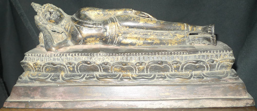 L2920-BL Reclining Buddha  Status : Inquire Click on picture for enlarge