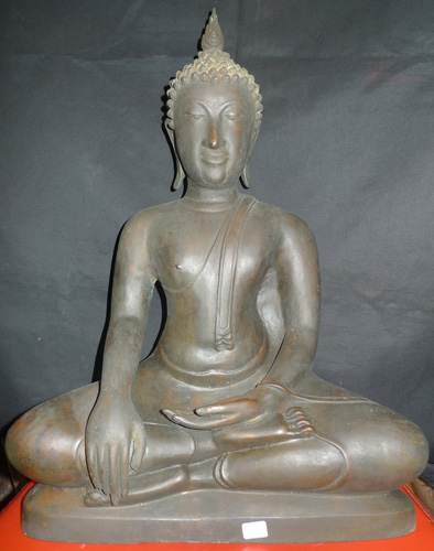 L3040-BL Thai Buddha  Status : Inquire Click on picture for enlarge