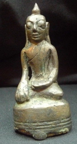 L3300-RE Big Amulet Lao Buddha  Status : Inquire Click on picture for enlarge