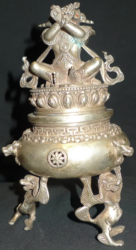 L3440-HC Incense burner  Status : Inquire Click on picture for enlarge