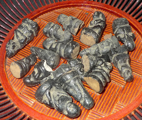 Medicine used for sak yant tatoo, sold by one