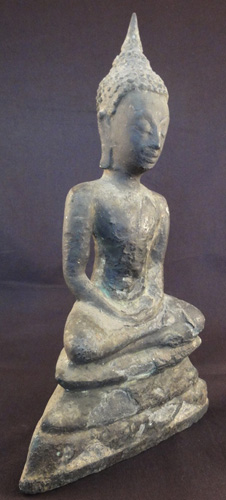 L3890-UT Ayutthaya Giant Amulet located in Europe  Status : Inquire Click on picture for enlarge