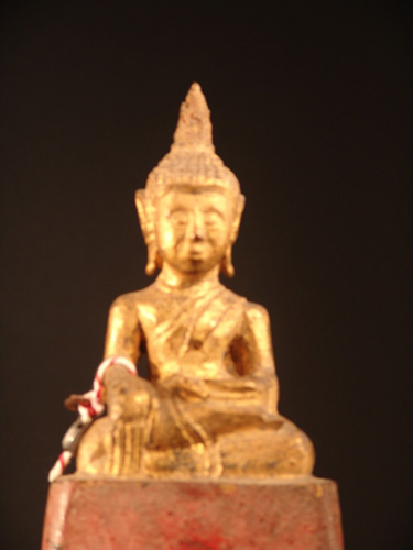 Nan Buddha on base, located in Europe