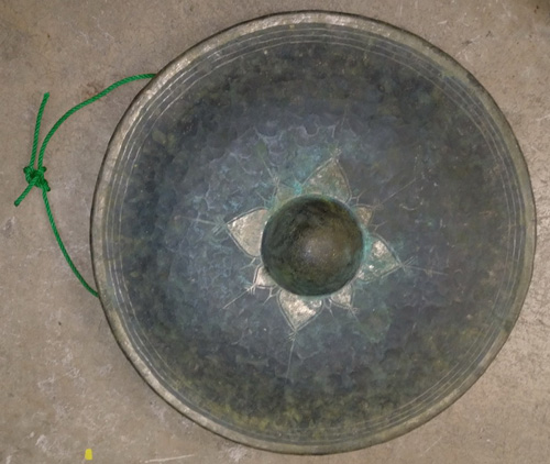 L4010-EA Big gong  Status : Inquire Click on picture for enlarge