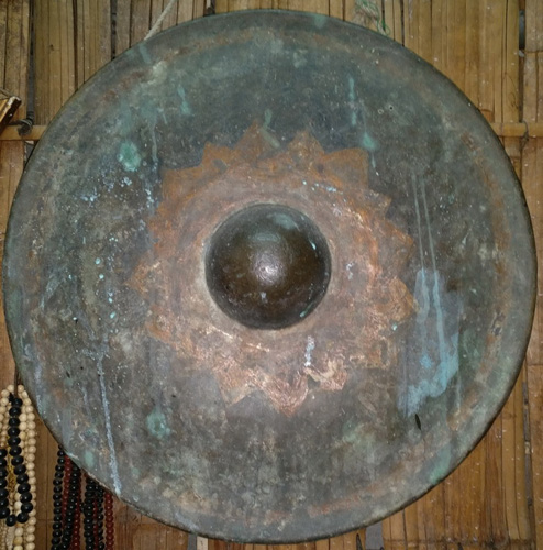 L4030-EA Temple gong  Status : Inquire Click on picture for enlarge