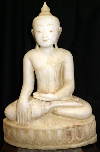 L4200-UE Ava - Shan Buddha  Status : Inquire Click on picture for enlarge