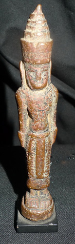 L4250-RE Big Amulet Lao Buddha  Status : Inquire Click on picture for enlarge