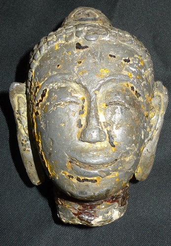L4730-HM Buddha's head  Status : Inquire Click on picture for enlarge