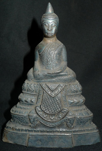 L5000-UI Silver Buddha  Status : Inquire Click on picture for enlarge