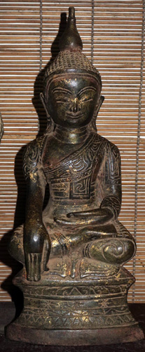 L5140-BB Shan Buddha  Status : Available Click on picture for enlarge