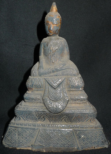 L5220-UI Ratanakosin silver Buddha  Status : Inquire Click on picture for enlarge