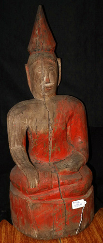 L5310-HG Folk Lao Buddha  Status : Available Click on picture for enlarge