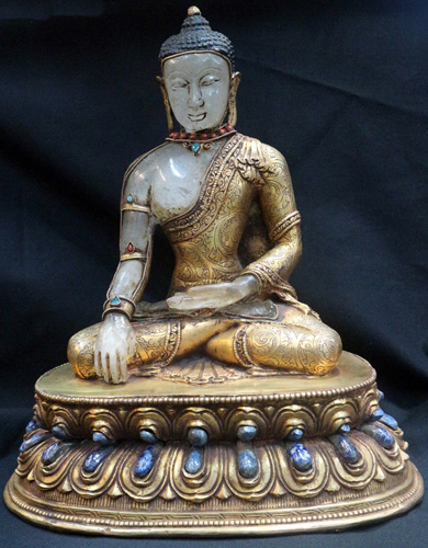 L5530-BT Medicine Buddha  Status : Inquire Click on picture for enlarge