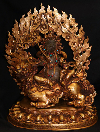 L5540-HA Kubera Jambhala  Status : Inquire Click on picture for enlarge