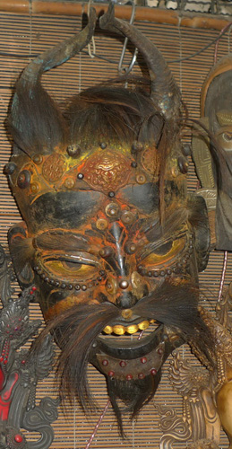 L5680-NX Shaman mask  Status : Inquire Click on picture for enlarge