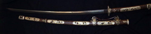 L5740-UM Sword  Status : Inquire Click on picture for enlarge