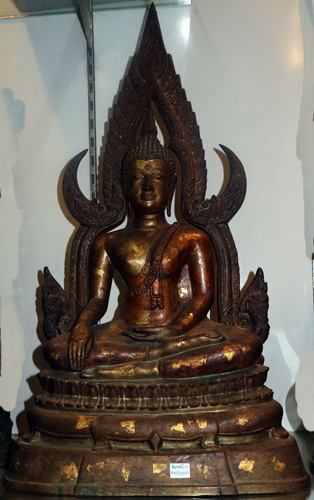 L6250-UI Chainarat Buddha  Status : Available Click on picture for enlarge