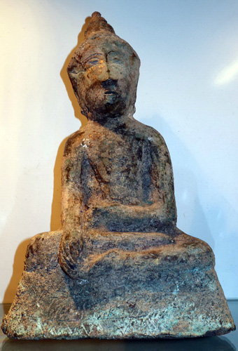 L6260-UF Folk Lanna Buddha  Status : Inquire Click on picture for enlarge