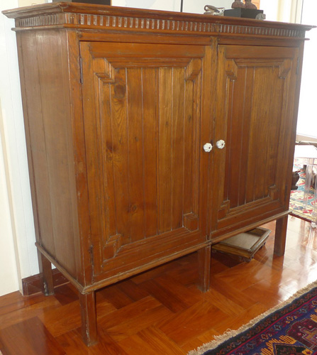 L6540-ST Merchant cupboard  Status : Inquire Click on picture for enlarge