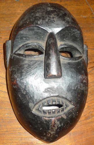 L6730-HS Gurung hilltribe Mask  Status : Inquire Click on picture for enlarge