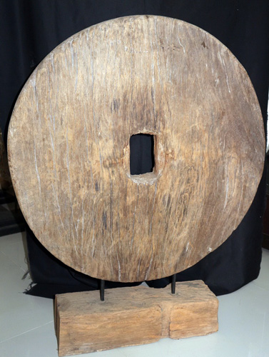Circle - disk used in mill