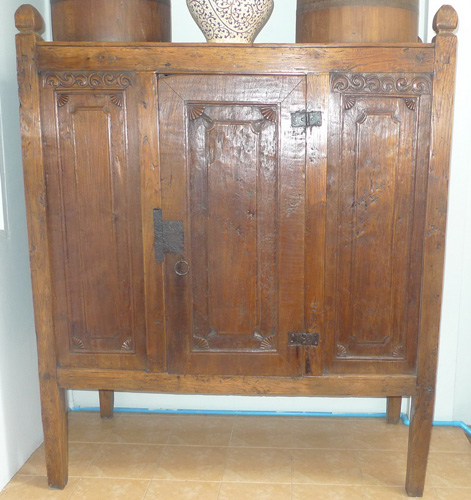 L7210-TR Cupboard, food storage cabinet  Status : Available Click on picture for enlarge