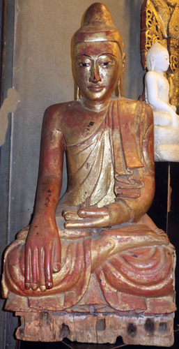 Early Mandalay Buddha