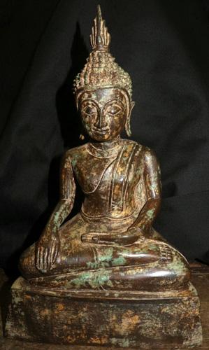 Chieng Sen Buddha baby face