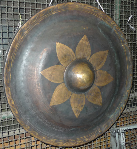 L7510-EA Gong  Status : Available Click on picture for enlarge