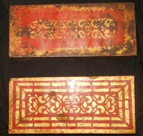 L8370-RE Thai Yai Buddhist bible, sold by one  Status : Inquire Click on picture for enlarge