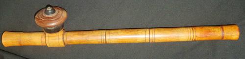 Opium pipe