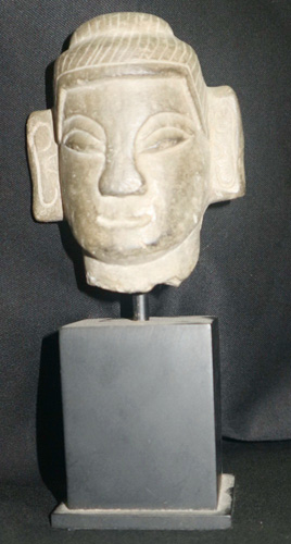 Vietnam Cham Head