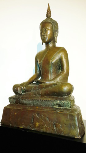 Lan Chang Buddha