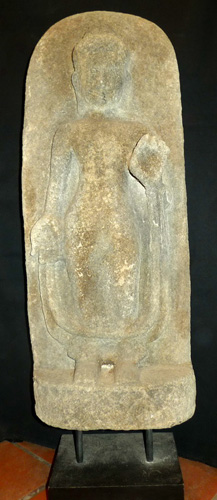 L8840-UC Khmer Buddha bas relief  Status : Available Click on picture for enlarge