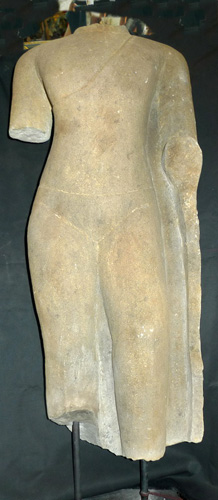 L8850-UC Khmer Buddha torso  Status : Available Click on picture for enlarge