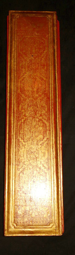 L9290-RE Complete kammavacca, Buddhist bible, 16 pages + 2 covers  Status : Inquire Click on picture for enlarge