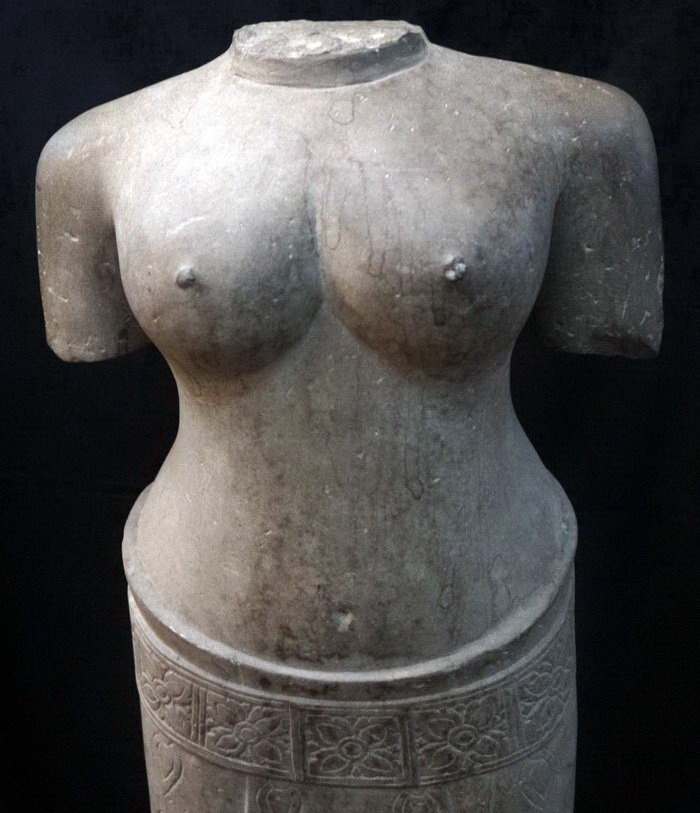 Carved Khmer Uma