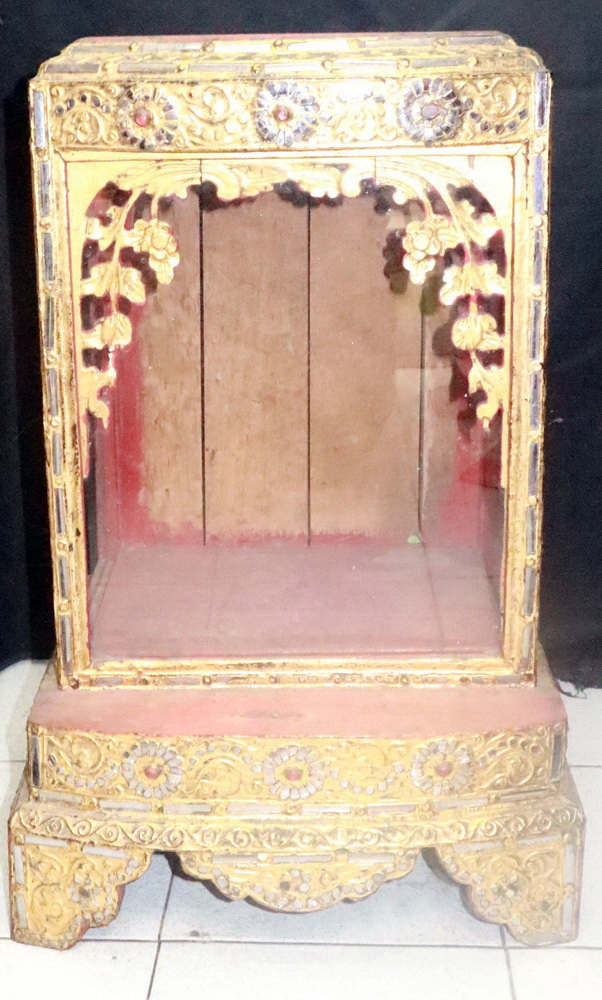 L9430-RE Buddha shrine  Status : Inquire Click on picture for enlarge
