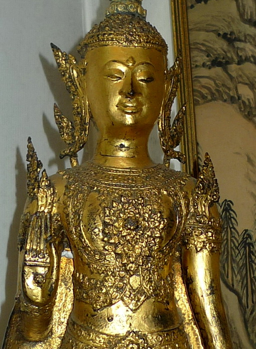 Early Ratanakosin Buddha