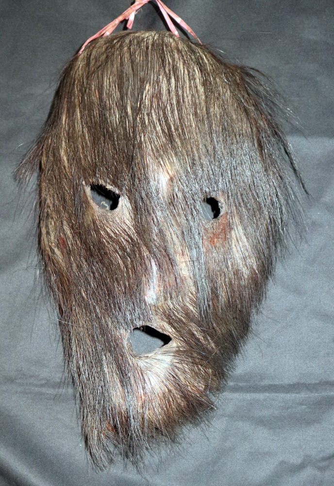 L9600-NX Shaman mask  Status : Inquire Click on picture for enlarge