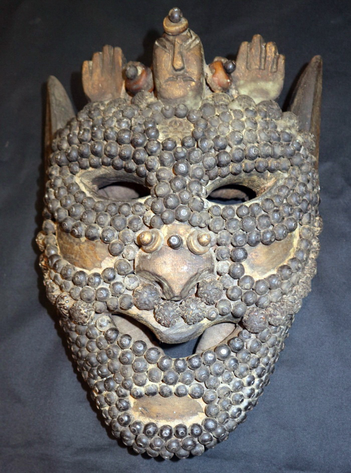L9610-HS Shaman mask  Status : Inquire Click on picture for enlarge