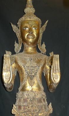 Ratchakan Ratanakosin Buddha