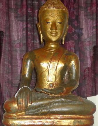 Vientiane Buddha