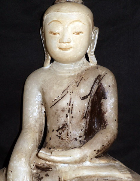 L9880-BB Ava - Shan Buddha  Status : Inquire Click on picture for enlarge