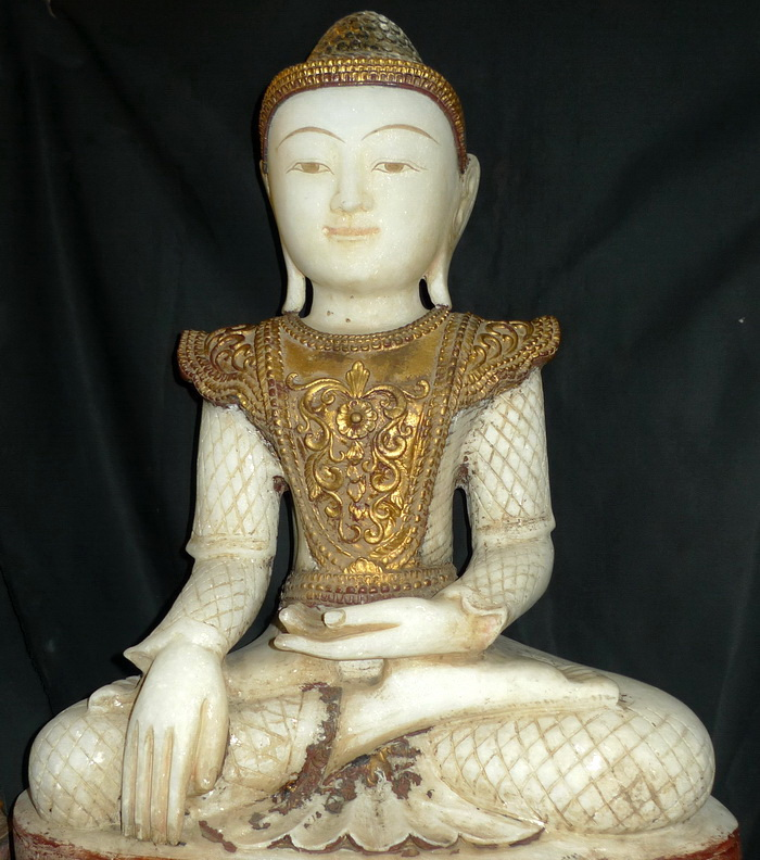 M0070-UP Mandalay Buddha  Status : Inquire Click on picture for enlarge